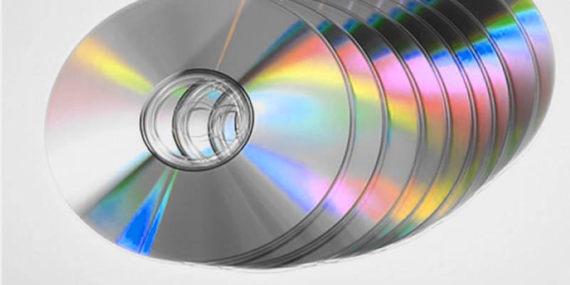 Riciclare CD smaltimento