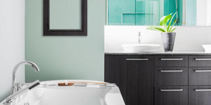 Idee per un bagno moderno piccolo